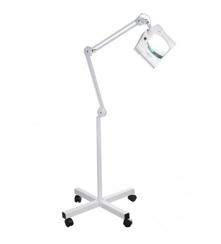Lamp with magnifying glass (tripod) BN-208L LED