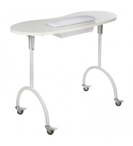 Mobile folding manicure table + bag BD-3416