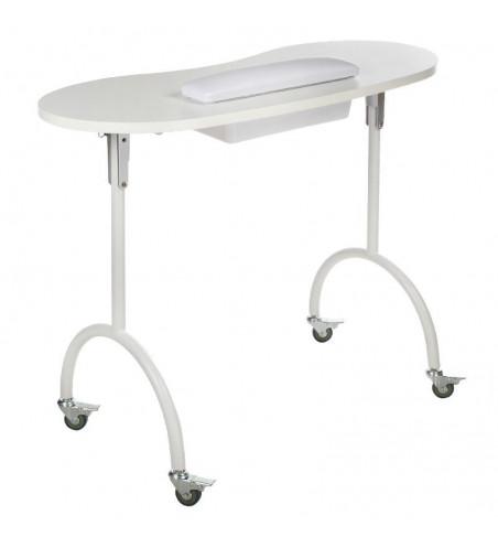Mobilny stolik do manicure składany + torba BD-3416