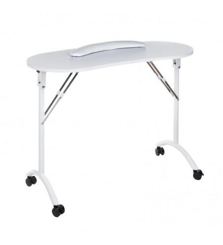 Mobilny stolik do manicure składany BT-7310