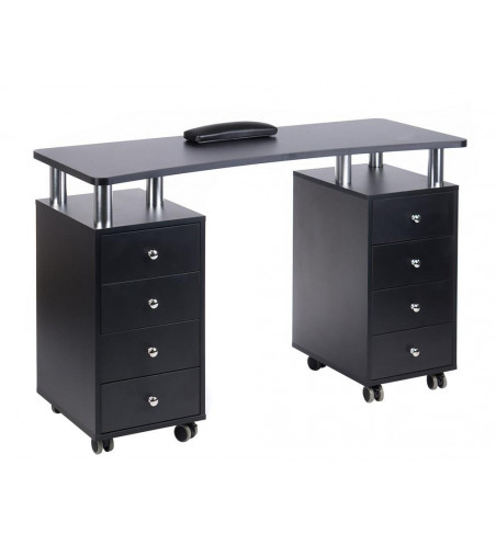 Manicure table BD-3425 black