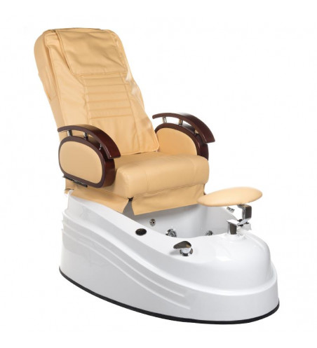 Fotel do pedicure z masażem BR-2307