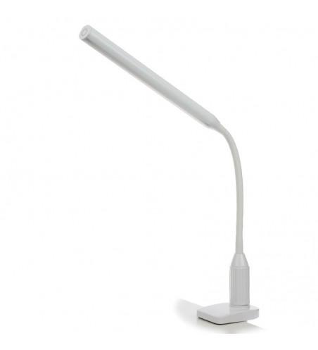 Lampka biurkowa LED 6W CLIP BC-8236C biała