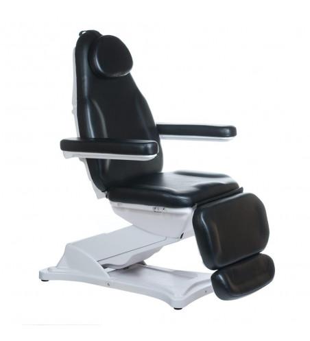 Elektryczny fotel kosmetyczny MODENA BD-8194 Czarny