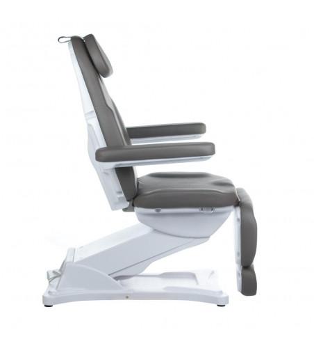 Elektryczny fotel kosmetyczny MODENA BD-8194 Szary