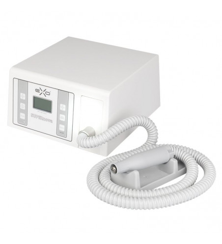 Exo SUPERnova podiatry milling machine with dust collector and powerful motor