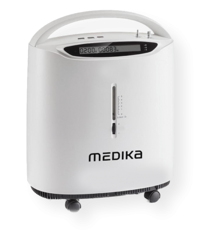 Medika Infusion Oxyjet - an oxygen infusion device