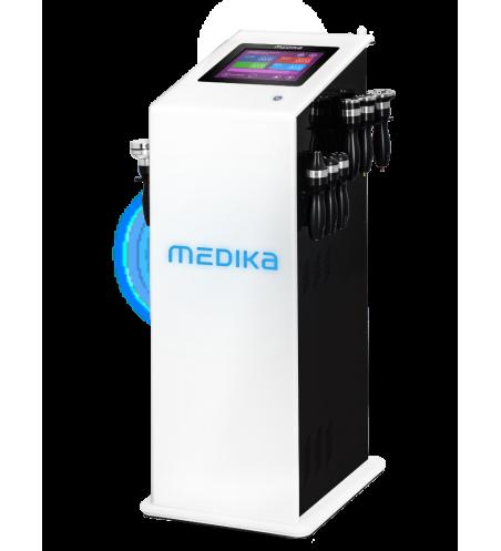 Oxybrasion oxygen infusion cosmetic harvester Medika Premium