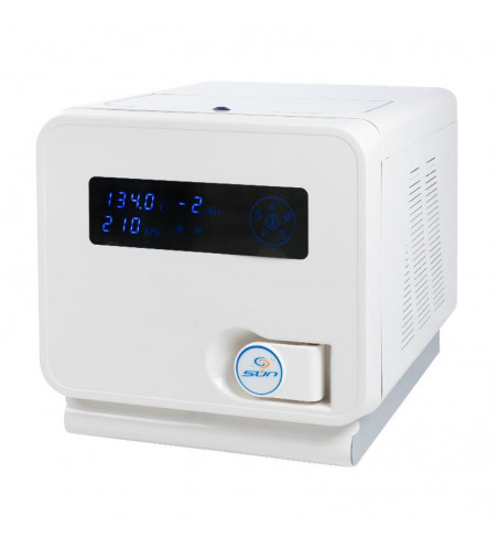 Medical autoclave SUN18-III C - 18 liters, class B + thermal printer