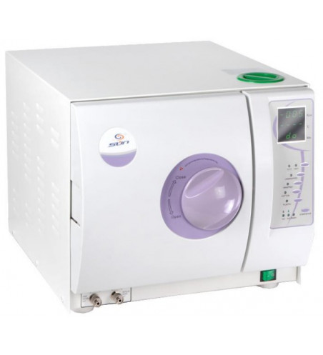 Medical autoclave SUN8-II - 8 liters, class B