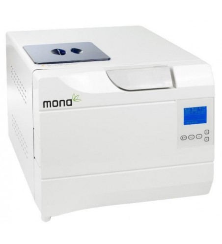 Medical autoclave Mona 18 liters, class B + thermal printer