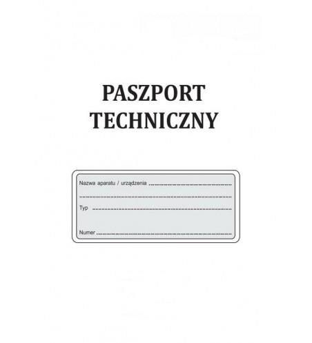 Przegląd zerowy i paszport techniczny autoklawu