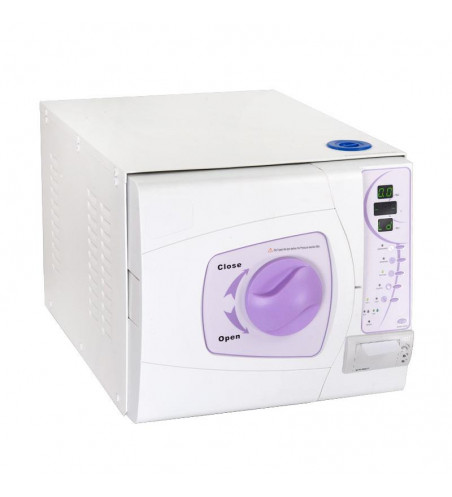 Medical autoclave SUN8-II - 8 liters + printer, class B