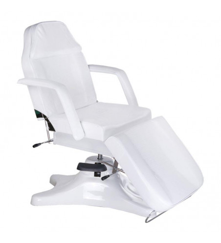Hydraulic cosmetic chair BD-8222 White
