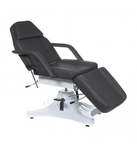 Fotel kosmetyczny hydrauliczny BD-8222 Szary