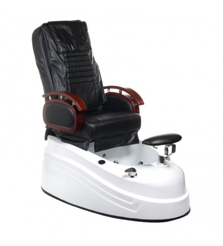 Pedicure chair with massage BR-2307 Black
