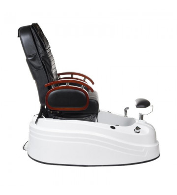 Pedicure chair with massage...