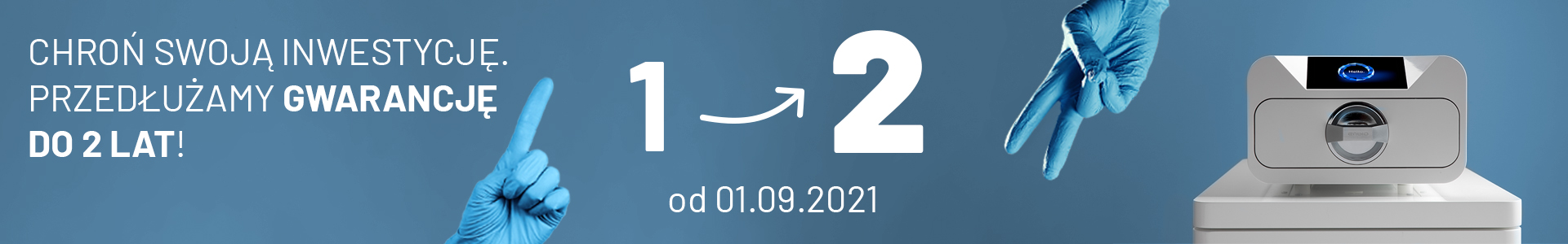 autoklaw Enbio S 24 miesiące gwarancji