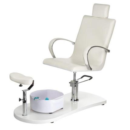 Fotel kosmetyczny do pedicure