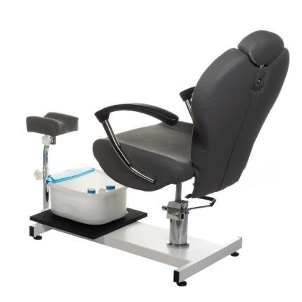 Fotel kosmetyczny do fotel-pedicure