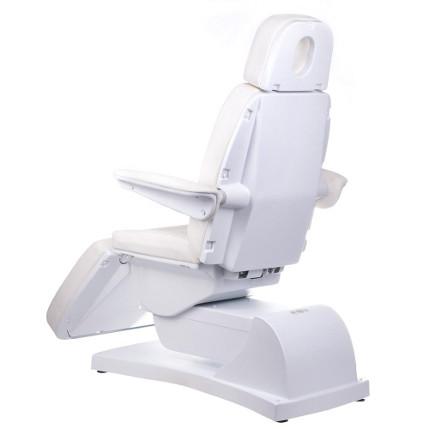 Fotel kosmetyczny Bologna BG-228-4 - sterowany elektrycznie