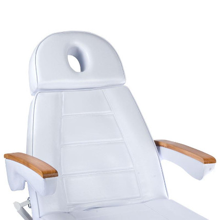 Cosmetic chair LUX BW-273B  - electrically controlled