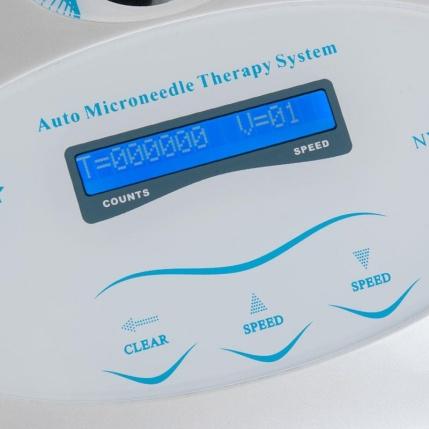 Mezoterapia igłowa ekran