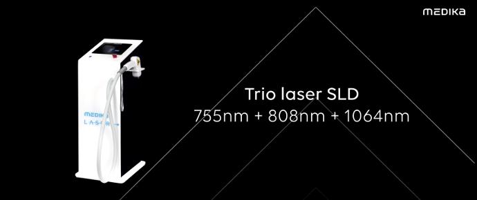 Medika Trio Laser SLD