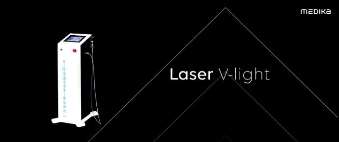 Medika laser do zamykania naczynek
