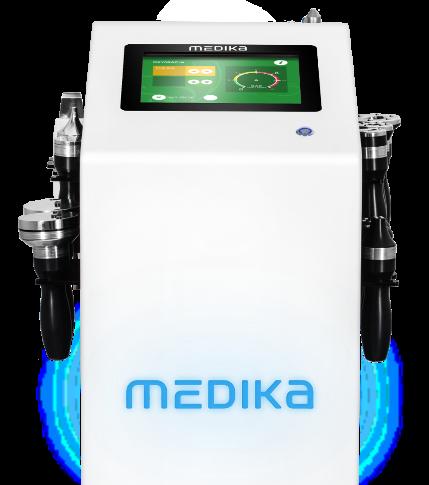Medika Cosmetic multifunctional device Premium oxyjet infusion