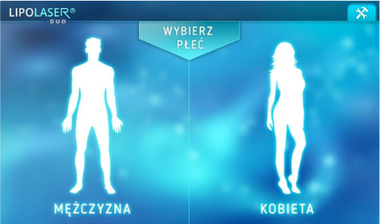 Medika lipolaser wybór płci