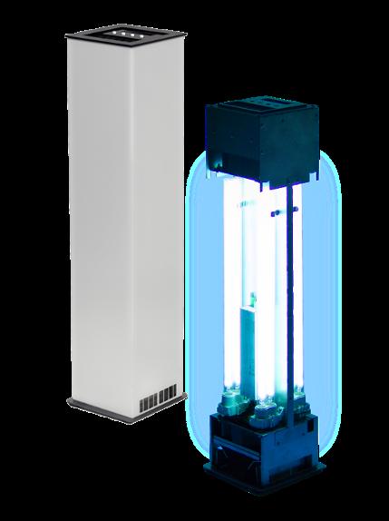 Sterylizator UV-C MediClean Hybrid 360