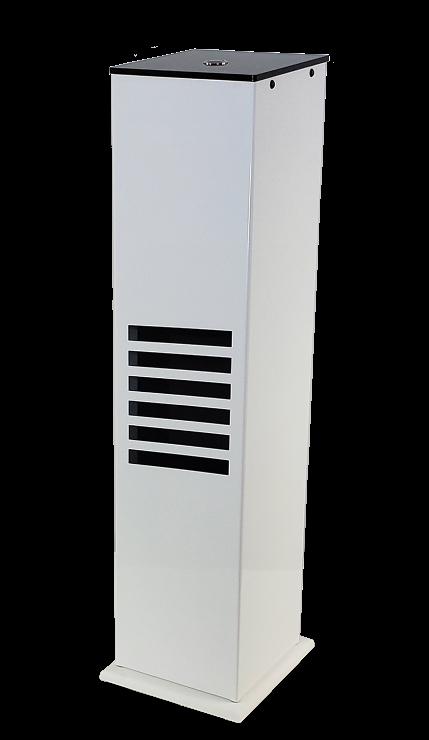 tunnel sterilizator UV-C MediClean