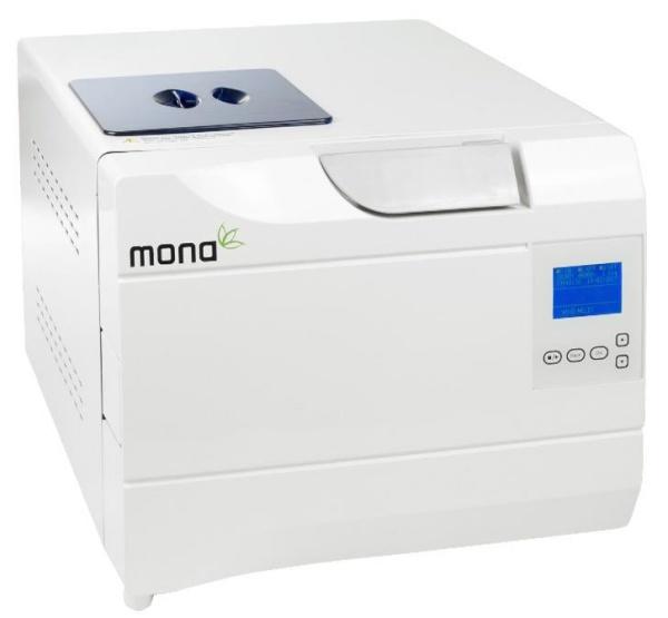 Mona autoclave 12